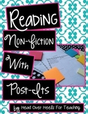 Reading Non-Fiction With Post-Its