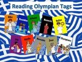 Reading Olympian Motivation Tags