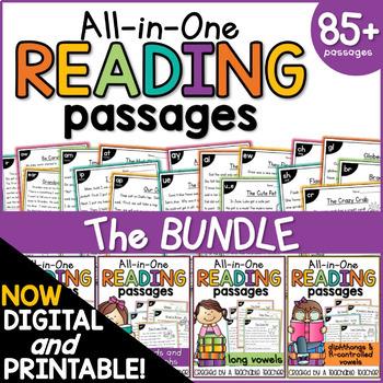 Reading Passages BUNDLE