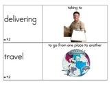 Reading Program Vocabulary Cards