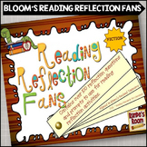 Reading Reflection Fans Using Bloom's Taxonomy