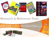 ELA READING Research & Reference Tools PowerPoint PPT