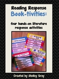 Reading Response Book-tivities: four hands-on literature r