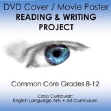 Reading Response / Fun Book Report: DVD Case or Movie Post