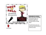 Reading Response Rock N Roll World Tour Volume 1 Informati