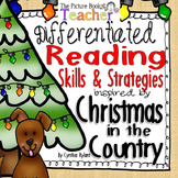 Reading Skills and Strategies inspired by Christmas In The