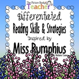Reading Skills and Strategies inspired by Miss Rumphius by