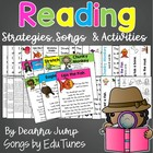 Guided Reading Strategies Activities and Songs  {Beanie Ba