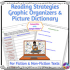 Reading Strategies Practice Handouts:  For Fiction and Non