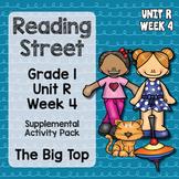 Reading Street - Grade 1 Unit R Week 4 Activity Pack