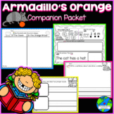 Reading Street K Unit 2 Week 2 Armadillo's Orange Packet UPDATED!