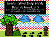 Reading Street Sight Word Game Unit 3
