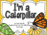 Reading Street's I'm a Caterpillar
