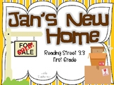 Reading Street's Jan's New Home