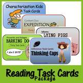 Reading Task Card Package