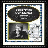 Reading Task Cards Black History Celebrating Our Stories