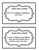 Reading Task Cards *Perfect for Independent, Partner, OR G