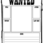 Reading Wanted Poster