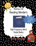 Reading Wonder High Frequency Word Pocket ( sticker) Books