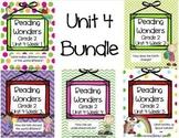 Reading Wonders, Grade 2, Unit 4 Bundle (All 5 Weeks!)