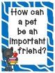 Reading Wonders Resources, Grade 2, Unit 1, Week 3