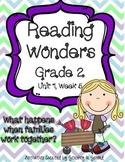 Reading Wonders Resources, Grade 2, Unit 1, Week 5