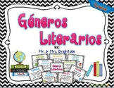 Reading genres in spanish *Bilingual*