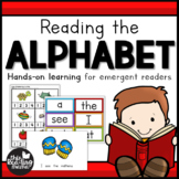 Reading the Alphabet: Learn to Read