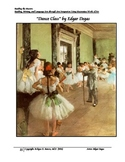 Reading the Masters - Edgar Degas (Teacher/Student Edition)
