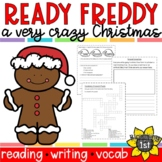 Ready Freddy A Very Crazy Christmas Reading Response, Lite