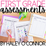 No Prep Ready for 1st Grade Practice Packet