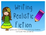 Realistic Fiction Minilesson Teaching Points (CC & Lucy Ca