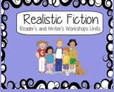Realistic Fiction Reading AND Writing Unit Smart Notebook