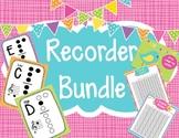 Recorder Bundle