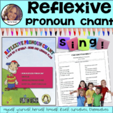 Reflexive Pronoun Chant -  I Can Do It Myself - Song and L