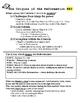 Reformation Origins - Worksheet & Key