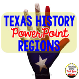 Regions of Texas PowerPoint