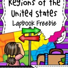 Regions of the USA Lapbook {Freebie}