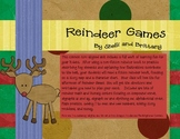 Reindeer Games: a common core aligned literacy and math un