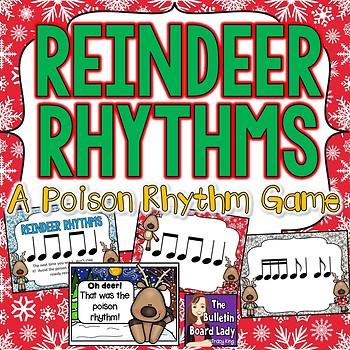 Reindeer Rhythms - A Poison Rhythm Game
