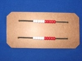 Rekenrek / Bead Board Small