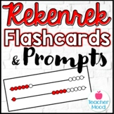Rekenrek Flash Cards - Common Core Math Mental Math Subitize