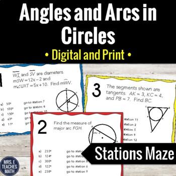 Circle activity ideas
