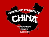 Religions of China Power Point Lecture