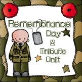 Remembrance Day (Canada) - A Tribute Unit for Nov. 11th (L