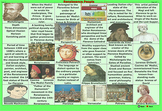 Renaissance Vocabulary Terms Game Small - Bill Burton