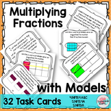 Representing Multiplying Fractions w Modeling 4NF4 5NF4 5NF6