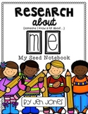 All About Me: Mini-Lessons & Student Writing Sheets