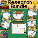 Research Bundle  * Research Centers and Bibliography Cloze