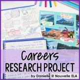 Research Project - Complete Careers Packet (Big6 Style)